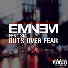 Guts Over Fear mp3 Single by Eminem