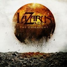 The Onslaught mp3 Album by Lazarus A.D.