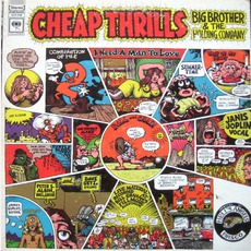 Cheap Thrills mp3 Album by Big Brother & The Holding Company