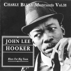 Charly Blues Masterworks, Volume 38: Blues For Big Town mp3 Artist Compilation by John Lee Hooker