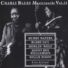 Charly Blues Masterworks, Volume 15: Live Action by Various Artists