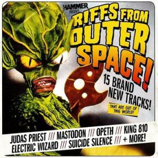 Metal Hammer Presents: Riffs From Outer Space by Various Artists