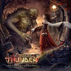 The Lesser Key Of Solomon mp3 Album by A Sound Of Thunder