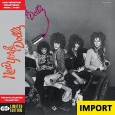 New York Dolls (Remastered) mp3 Album by New York Dolls