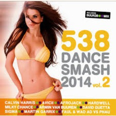 538 Dance Smash 2014, Volume 2 mp3 Compilation by Various Artists