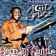 """Legends Of Acid Jazz: Bernard Purdie by Bernard """"Pretty"""" Purdie"""