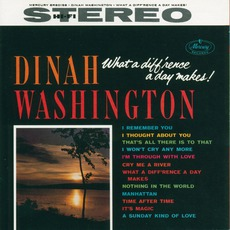 What A Diff'rence A Day Makes! (Remastered) mp3 Album by Dinah Washington