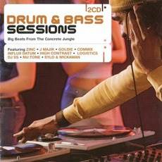 Drum & Bass Sessions 3 mp3 Compilation by Various Artists