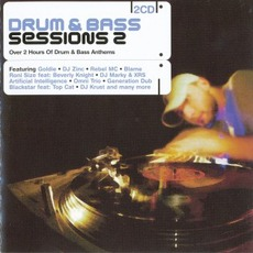 Drum & Bass Sessions 2 mp3 Compilation by Various Artists