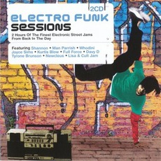 Electro Funk Sessions mp3 Compilation by Various Artists