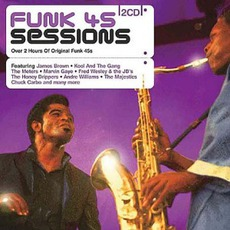 Funk 45 Sessions mp3 Compilation by Various Artists