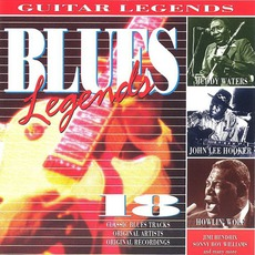 Blues Legends: Guitar Legends