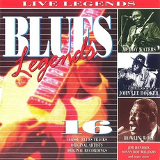 Blues Legends: Live Legends