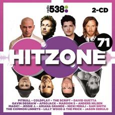 Radio 538 Hitzone 71 by Various Artists