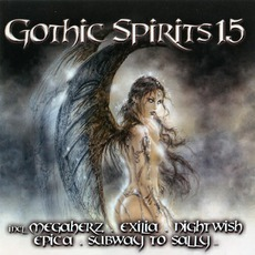 Gothic Spirits 15 mp3 Compilation by Various Artists