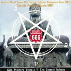 Cosmic Funeral Route 666 mp3 Album by Acid Mothers Temple & The Cosmic Inferno