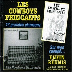 12 Grandes Chansons mp3 Album by Les Cowboys Fringants