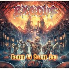 Blood In, Blood Out (Limited Edition) mp3 Album by Exodus