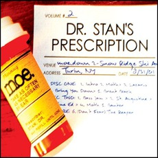 Dr. Stan's Prescription, Volume 2 mp3 Live by moe.