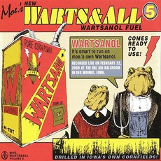 Warts & All, Volume 5 mp3 Live by moe.
