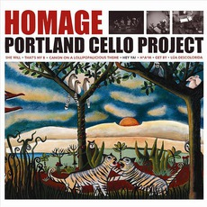 Homage mp3 Album by Portland Cello Project