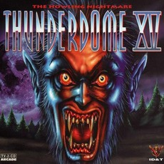 Thunderdome XV: The Howling Nightmare mp3 Compilation by Various Artists