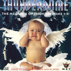 Thunderdome: The Megamix of Thunderdome 1-5! mp3 Compilation by Various Artists