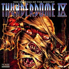 Thunderdome IX: The Revenge of the Mummy mp3 Compilation by Various Artists
