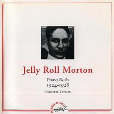 Piano Rolls 1924-1926 Complete Edition mp3 Artist Compilation by Jelly Roll Morton
