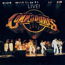 Live! mp3 Live by Commodores