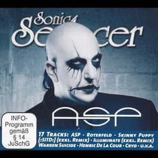 Sonic Seducer: Cold Hands Seduction, Volume 124 mp3 Compilation by Various Artists