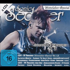 Sonic Seducer: Cold Hands Seduction, Volume 116 mp3 Compilation by Various Artists