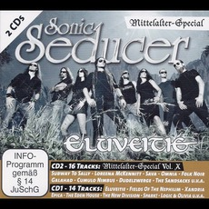Sonic Seducer: Cold Hands Seduction, Volume 128 mp3 Compilation by Various Artists