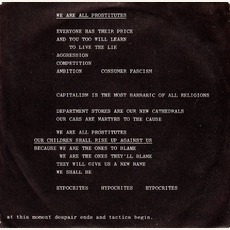 We Are All Prostitutes mp3 Single by The Pop Group