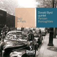 Jazz in Paris: Parisian Thoroughfare mp3 Live by Donald Byrd Quintet