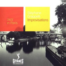 Jazz in Paris: Improvisations mp3 Album by Stéphane Grappelli
