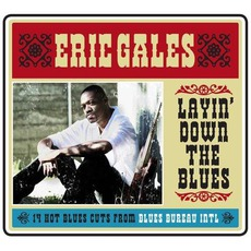 Layin' Down The Blues mp3 Album by Eric Gales