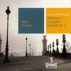 Jazz in Paris: Stéphane Grappelli Quartet, Volume 2 mp3 Album by Oscar Peterson & StéPhane Grappelli