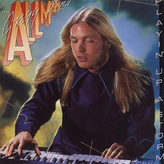Playin' Up A Storm mp3 Album by Gregg Allman