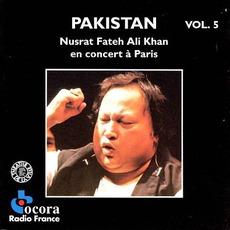 En concert à Paris, Volume 5 mp3 Live by Nusrat Fateh Ali Khan