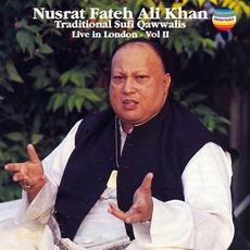 Traditional Sufi Qawwalis Live in London, Volume II mp3 Live by Nusrat Fateh Ali Khan