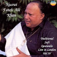 Traditional Sufi Qawwalis Live in London, Volume IV mp3 Live by Nusrat Fateh Ali Khan