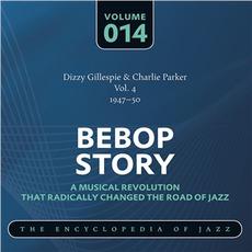 Bebop Story, Volume 14 mp3 Artist Compilation by Dizzy Gillespie & Charlie Parker