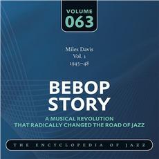 Bebop Story, Volume 63 by Miles Davis