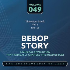 Bebop Story, Volume 49 by Thelonious Monk