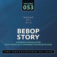 Bebop Story, Volume 53 by Bud Powell