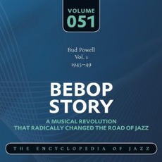 Bebop Story, Volume 51 mp3 Artist Compilation by Bud Powell
