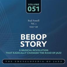 Bebop Story, Volume 51 by Bud Powell