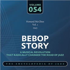 Bebop Story, Volume 54 by Howard McGhee