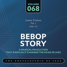 Bebop Story, Volume 68 by Lennie Tristano
